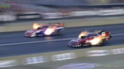 8000 Horsepower Top Fuel Dragsters