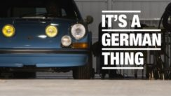 The Porsche 911 Appeal Is a German Thing