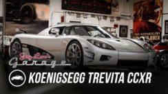 Koenigsegg Trevita CCXR Review