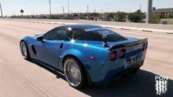 2,000 Horsepower Twin Turbo Corvette Street Car