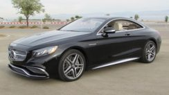 2015 Mercedes-Benz S65 AMG Coupe Review