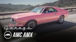 """1968 AMC AMX """"Playmate of the Year"""" Edition"""