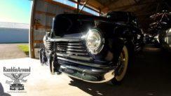 1947 Hudson Commodore Quick Look