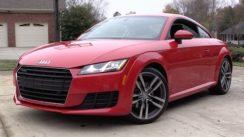 2016 Audi TT Quattro S-Tronic In Depth Review