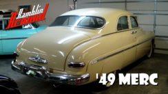 1949 Mercury Sedan 255 Flathead V8