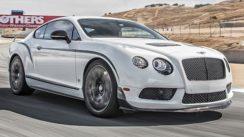 Bentley Continental GT3-R Hot Lap