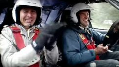 Finland Rally Driving – Top Gear