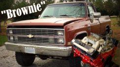 "1983 Chevy K10 4×4 Mud Truck ""Brownie"""