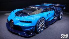 Bugatti Vision Gran Turismo In Depth Tour