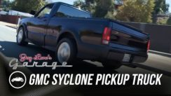 1991 GMC Syclone Pickup Truck Quick Look