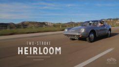 Saab Sonett is a Two-Stroke Heirloom