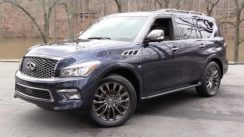 2016 Infiniti QX80 Limited AWD In Depth Review