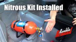 Nitrous Kit Installation