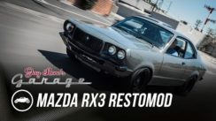 1973 Mazda RX3 Restomod
