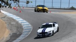 2016 Ford Shelby GT350 Mustang Track Test