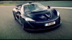 McLaren P1 Hybrid Hypercar