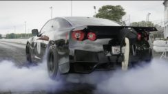 ALPHA OMEGA: The World's Quickest & Fastest R35 GT-R!