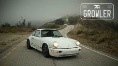 You'll Hear The Porsche Growler From A Mile Away