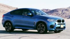 BMW X6M Track Challenge