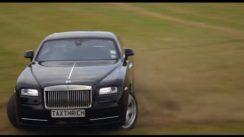 The Garden of Rolls Royce Wraith