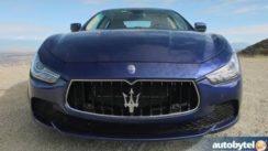 2014 Maserati Ghibli Road Test