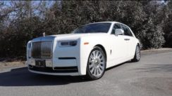 Rolls-Royce Phantom VIII Detailed Technical Review