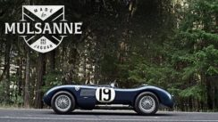 Made for Mulsanne: A Very Special Jaguar C-Type