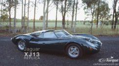 Classic Jaguar XJ13