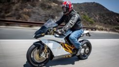 2014 Mission Motorcycles Mission RS Review
