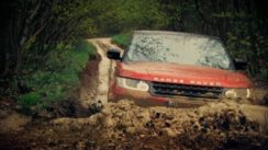 Range Rover Sport Review: Mud and Track