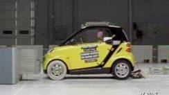 Crash Test: 2008 Smart Car ForTwo