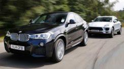 BMW X4 vs Porsche Macan: Sports SUV Showdown