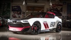 Nissan IDx NISMO Concept Car