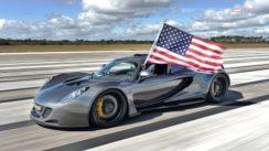 World's Fastest Hennessey Venom GT
