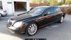 2007 Maybach 57 S In Depth Tour