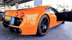 Noble M600 Ride INSANE Accelerations, Revs and Sounds