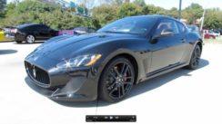 2013 Maserati GranTurismo MC Sport Line In Depth Review