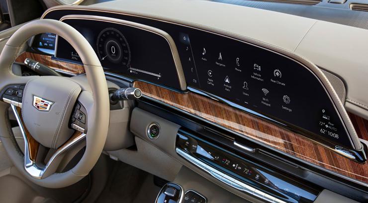 Cadillac Escalade Technology