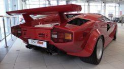 Pure Sound: Lamborghini Countach 5000S