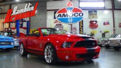 2007 Shelby GT500 Super Snake Review