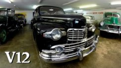 1947 Lincoln Club Coupe Quick Look