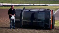 Race Track Car Crash