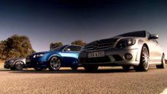 Drag Race: BMW vs Mercedes Vs Audi