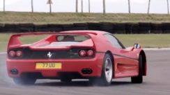 Ferrari F40 versus Ferrari F50