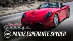 2015 Panoz Esperante Spyder GT Prototype
