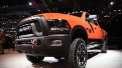 2017 Ram Power Wagon at the Chicago Auto Show