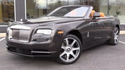 2016 Rolls-Royce Dawn In Depth Review