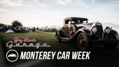 Monterey Car Week on the Lawns