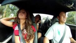 1000 Horsepower Toyota Supra Takes Girls for a Ride