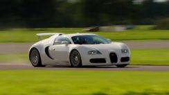 Bugatti Veyron vs Pagani Zonda Power Lap